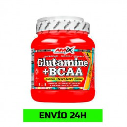 Glutamina + BCAA Powder 530gr