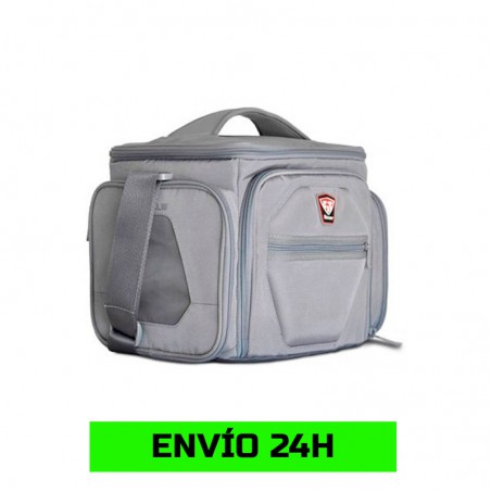 Bolsa Deportiva The Shield Gris