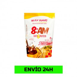 8:AM Oats and Protein 650gr
