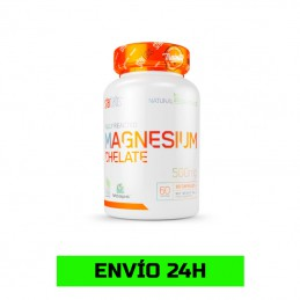 Magnesium Chelate 60 cápsulas