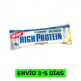 40% Low Carb High Protein 50gr