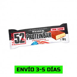 52% Low Carb Protein Bar 50gr