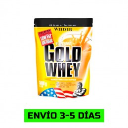 Gold Whey 500gr