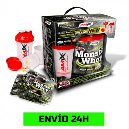 Anabolic Monster Whey 2kg +...