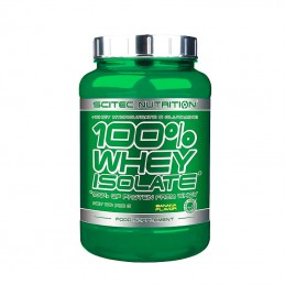 100% Whey Isolate 700gr