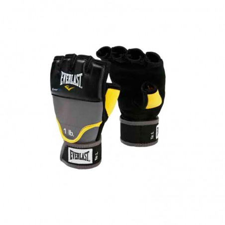 Guantes Lastrados Evergel Weighted Hand Wraps Everlast 1lb